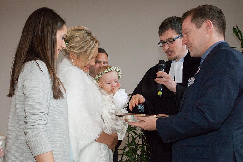Von Taufen und Willkommensfeiern