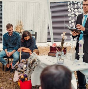 """Das Willkommensfest – die """"freie Taufe"""""""