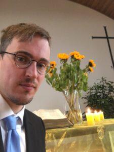 Von der Gnade, Theologe zu sein
